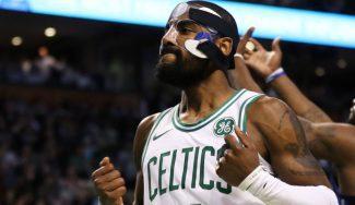 Irving lidera a Boston con lección a un rookie de los Mavs: 5 tapones de un ex ACB (Vídeo)