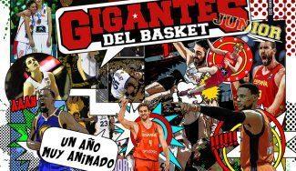 La Gigantes Junior de enero: 2017, un año muy animado