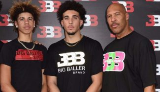 LiAngelo Ball anota 58 puntos y gana el MVP en la final de la JBA League