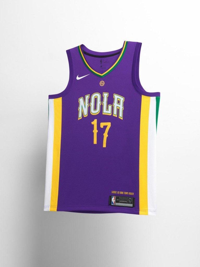 6624559a12e3 La NBA revela los nuevos uniformes  City Edition   repasa todos aquí