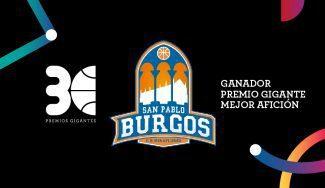 La afición del Burgos recibirá esta jornada el Gigantes a la Mejor Afición
