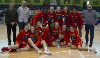La Sub-16 Femenina, imparable en el Torneo de Zamora: mira las máximas anotadoras
