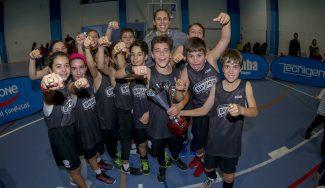 Los Spurs Virgen de Atocha, campeones de la III Jr. NBA-FEB de Madrid