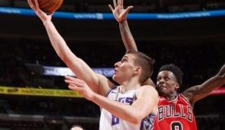 Bogdan Bogdanovic, de dulce: hunde más a los Bulls con su récord de puntos (Vídeo)