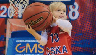 'CSKA Kids Team': así sería el equipo ruso con los hijos de sus jugadores