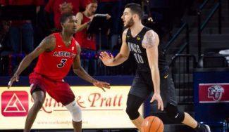 Francis Alonso decide en NCAA: revive sus 36 puntos y su canasta ganadora (Vídeo)
