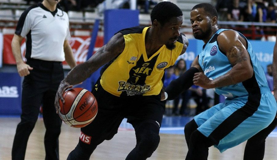 Un ex NBA y un campeón Euroliga dificultan el futuro del Estu en la Champions FIBA (Vídeo)