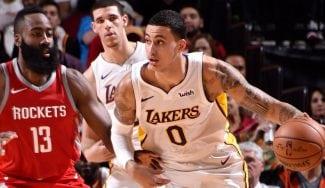Kyle Kuzma, el otro aliciente de Los Angeles Lakers