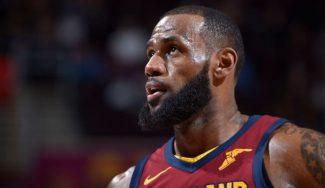 Los mejores pases sin mirar de LeBron James a lo largo de su carrera