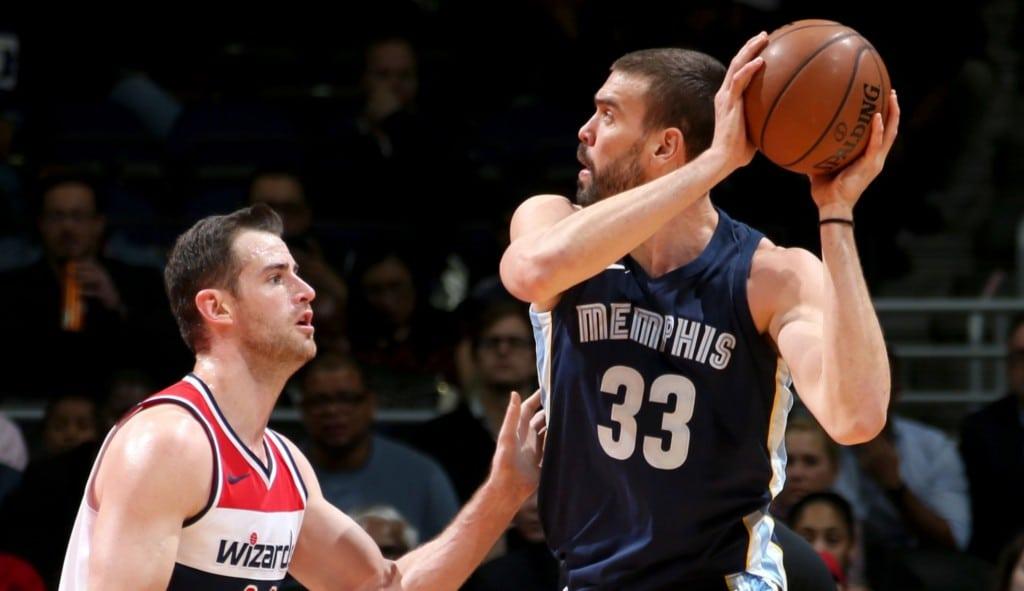 """Los Grizzlies siguen perdiendo pero Marc ve """"un trabajo mucho mejor en defensa"""""""