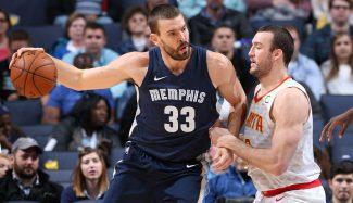 Los Grizzlies ganan al peor equipo de la NBA y ya no son colistas: 13 puntos de Marc (Vídeo)