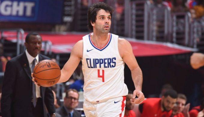 Milos Teodosic se reserva para la próxima temporada tras irse de la NBA