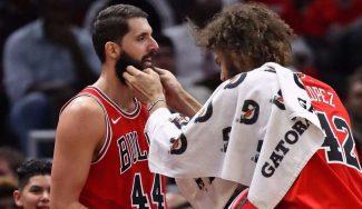 Mirotic se estrena como titular y lidera otro triunfo de los Bulls junto a su agresor (Vídeo)