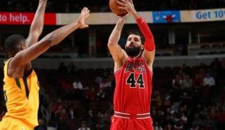 """Mirotic se supera, los Bulls siguen ganando y su técnico le elogia: """"Nos ha traído confianza"""""""