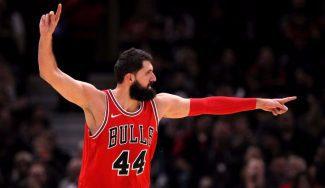 Mirotic lidera el segundo triunfo seguido de los Bulls y Porzingis se pone deberes (Vídeo)