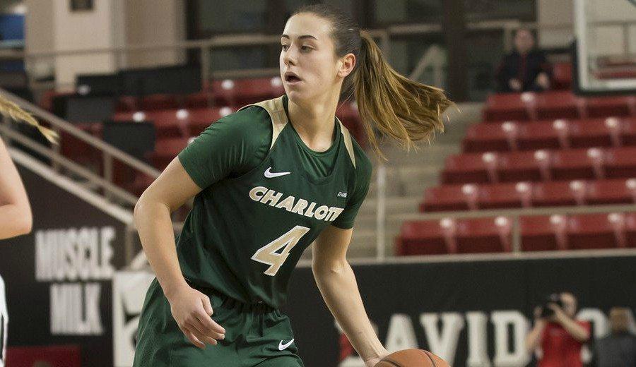 Laia Raventós hace historia con su universidad en la NCAA