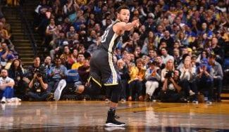 Curry vuelve a lo grande para tumbar a los Grizzlies de Marc: 10 triples