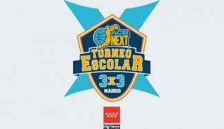 Gigantes estará presente en el Torneo Escolar 3×3 ACBNext de Madrid
