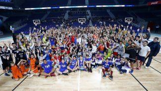 Jornada de ilusión y baloncesto en el Torneo Escolar 3×3 de ACBNext