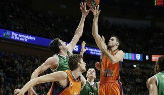 Abalde lidera la venganza del Valencia en el Carpena: épica remontada