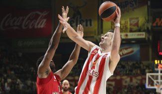 Los ultras del Estrella Roja boicotean el debut del ex ACB Alen Omic