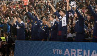 El Barça sigue en racha y tumba al CSKA: vuelos de Hanga y Vezenkov