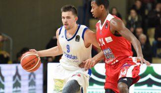 Todo por los Ball: la estrella del Vytautas, dispuesta a sacrificar minutos