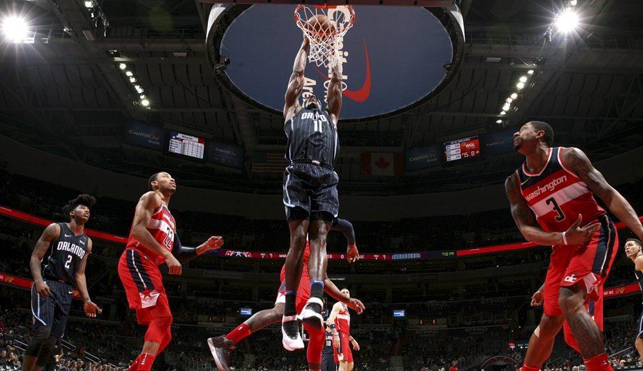 """Biyombo, tras su amargo mejor partido NBA: """"Los números dan igual"""""""