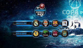 Sigue el sorteo de la Copa del Rey en directo, aquí (Streaming)