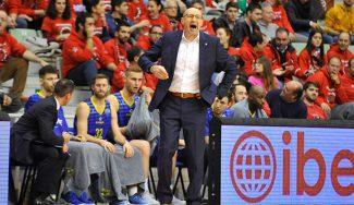 Rajada del entrenador del Oldenburg en Murcia: del hotel al marcador