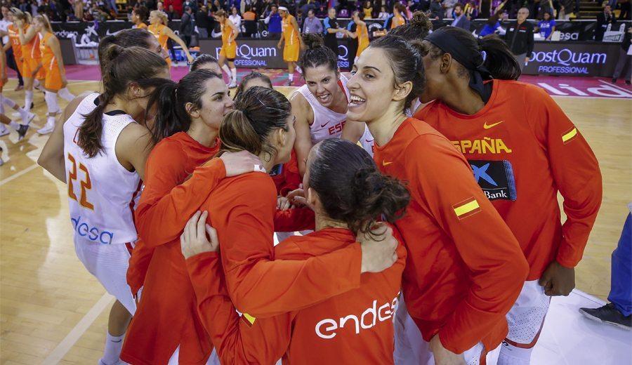 Lista de la Selección Femenina para la ventana de febrero: vuelve Palau