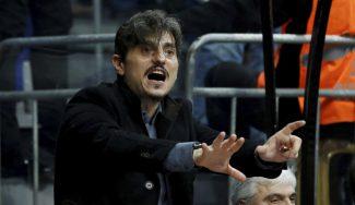 Otra sanción al dueño del Panathinaikos: 3 meses fuera en la Liga Griega