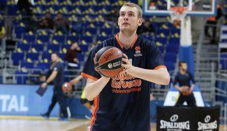 Tryggvi Hlinason, la torre islandesa de Valencia Basket, se presenta al Draft NBA 2018