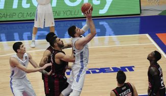 El ex ACB Ivan Buva, líder anotador en Turquía: récord ante Berrocal