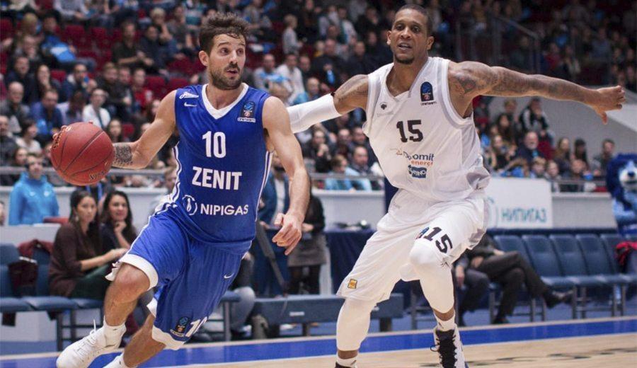 De los Spurs a apartado en el Zenit: así está el ex ACB Laprovittola
