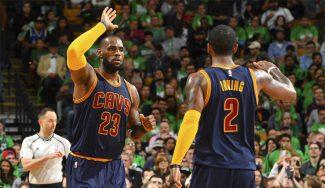 LeBron elige a Durant, Porzingis… ¡e Irving! Equipos del All-Star, aquí