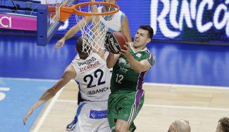 El Unicaja se acerca a la Copa: mates de Shermadini y Milosavljevic