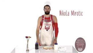 Mirotic, chef en Chicago: la plantilla de los Bulls alucina con sus recetas