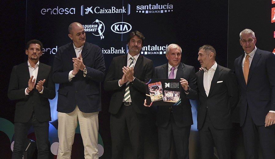 Sorpresa al Obradovic más divertido de sus ex en la Penya y el Madrid