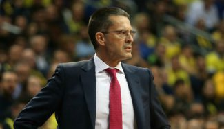 Martínez denuncia la grabación de un entrenamiento privado; la Euroliga responde