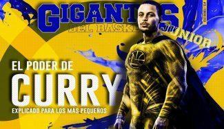 La Gigantes Junior de febrero: el poder de Stephen Curry