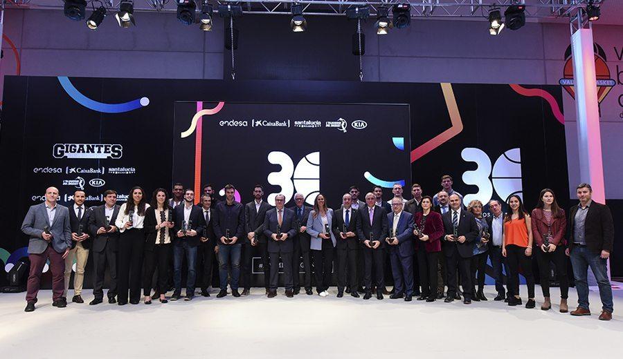 Gala Premios Gigantes: repasa todos los premiados de la 30ª Edición