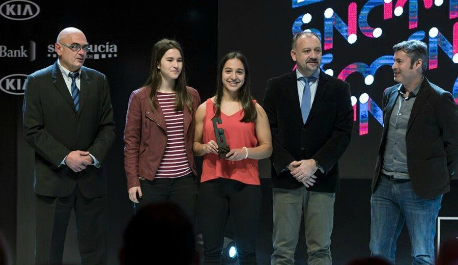 El trabajo formador del Sant Adrià, reconocido en los Premios Gigantes