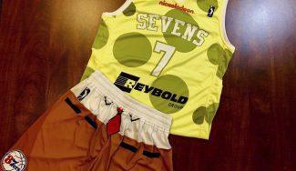 El filial de los 76ers vuelve a innovar: equipaciones de… ¡Bob Esponja!