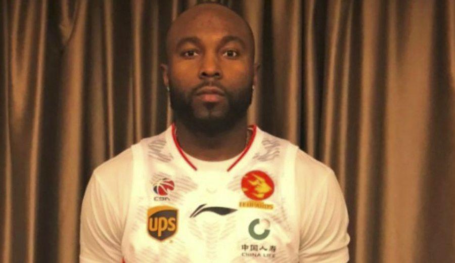 Rice dice adiós al Barcelona: ya posa en China con su nueva camiseta