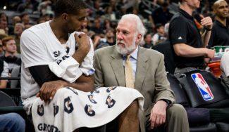 «Trae a Durant y te llevo al aeropuerto». Así retuvo Popovich a un crack
