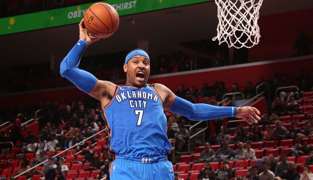 Hito de Melo, partidazo de Westbrook y una grave lesión en los Thunder