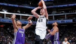 Popovich elogia el mejor partido NBA de Bertans: remontada y victoria