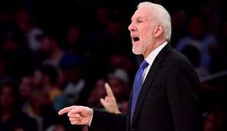 ¿Hasta cuándo seguirá Popovich en los Spurs? Deja la duda en el aire