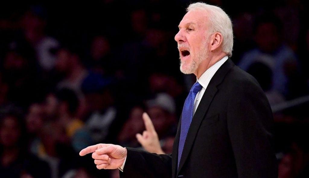 """Popovich no se corta tras caer con los Lakers: """"Una actuación patética"""""""